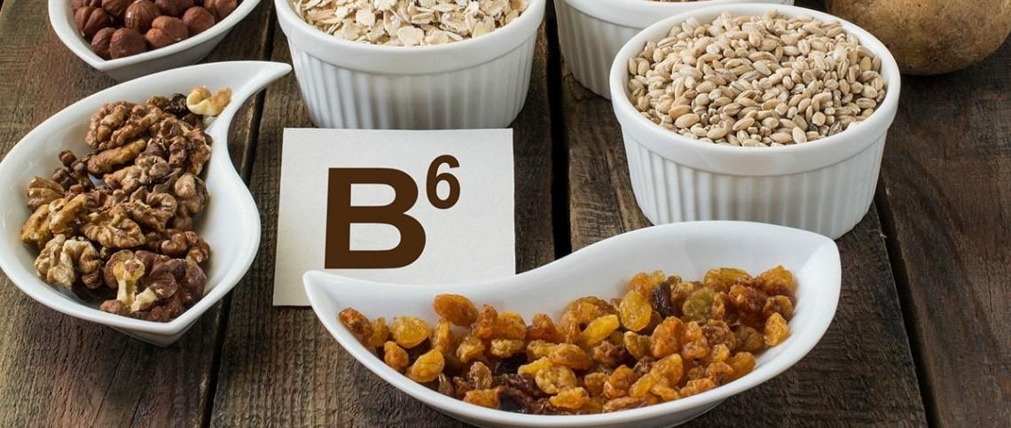 Витамины группы B на сайте Айхерб